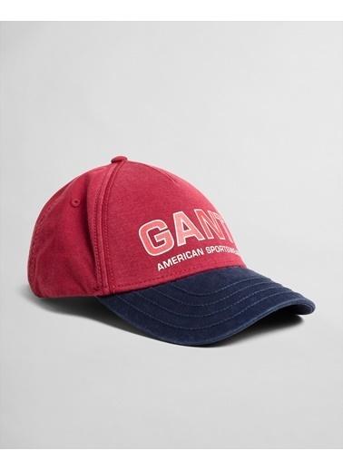 Gant Şapka Kırmızı